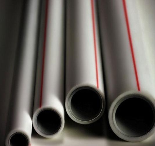 لوله و اتصالات سه لایه پلی اتیلن U-PVC