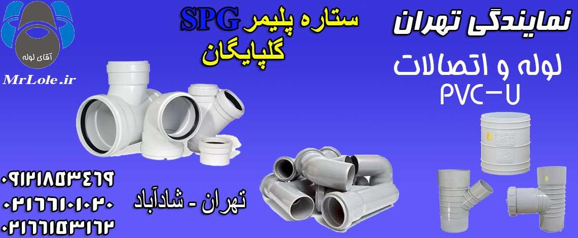 نمایده تهران ستاره پلیمر گلپایگان